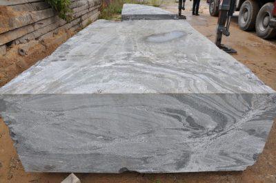 Amfibolit granito plokštė