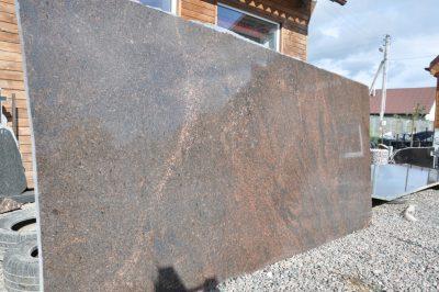 Elizovskoe granito plokštė