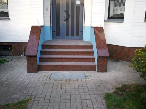 Granitiniai laiptai