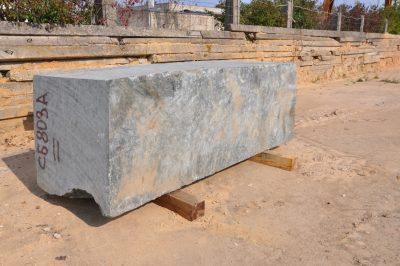 Sopka Buntina granito blokas