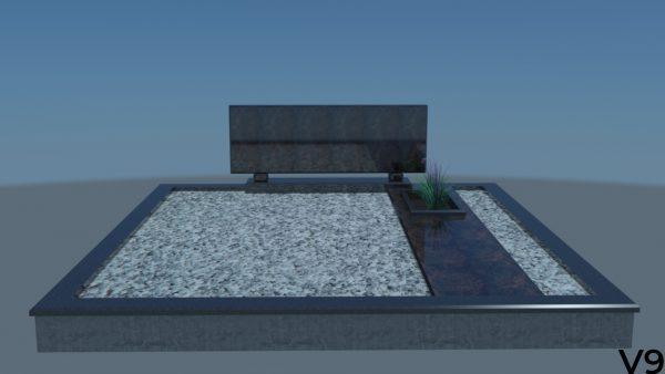 paminklai gamyba Granito plokštė, akmens plokštė, dengimas, projektas, vizualizacija, skalda, dekoratyvunė skalda, skalda kapams, kapu tvarkymas